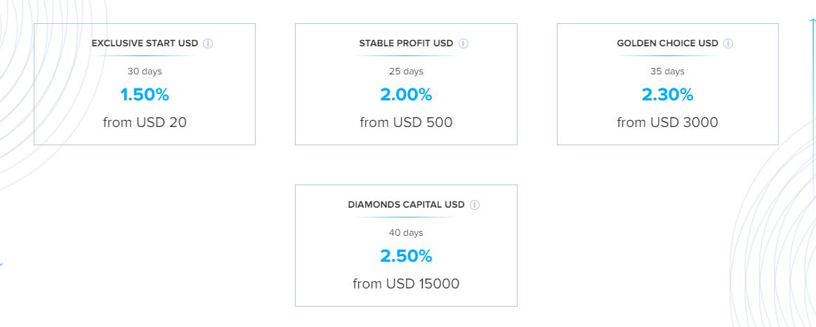 ダイヤモンドキャピタル 投資プラン